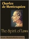 The Spirit of Laws - Charles Montesquieu, Thomas Nugent, J. Prichard