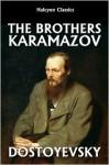 The Brothers Karamazov by Fyodor Dostoyevsky - Fyodor Dostoyevsky, Constance Garnett
