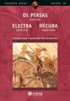 Os Persas / Electra / Hécuba (Portuguese Edition) - Aeschylus, Sófocles, Euripides