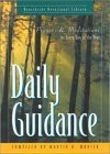 Daily Guidance: Prayers & Meditations for Every Day of the Year - Martin H. Manser