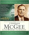 The J. Vernon McGee Lifeworks Library - J. Vernon McGee, Sharon Hanby-Robie