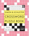 Simon & Schuster Crossword Puzzle Book: The Original Crossword Puzzle Publisher - John M. Samson