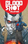 Bloodshot Salvation #5 - Mico Suayan, Kenneth Rocafort, Jeff Lemire, Lewis LaRosa