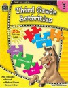 Ready-Set-Learn 3rd Grade Activities [With Sticker(s)] - Teacher Created Resources