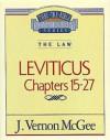 Leviticus II - J. Vernon McGee