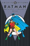 Batman Archives, Vol. 6 - Bill Finger, Don Cameron, Bob Kane, Dick Sprang, Win Mortimer