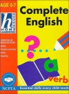 Home Learning Complete English: Ages 5-7 - Zephaniah, Jim Fitzsimmons, Rhona Whiteford, Lorna Kent
