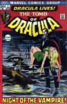 Tomb of Dracula (1972-1979) #1 - Gerry Conway, Gene Colan, Neal Adams