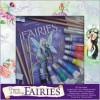 Drawing and Painting Fairies - Barbara Lanza