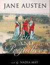 Pride and Prejudice - Nadia May, Jane Austen