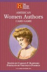 American Women Authors Card Game (History Channel) - U S Games Systems