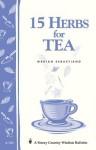 Herbs for Tea - Marian Sebastiano