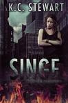 Singe (The Hailey Holloway Series Book 2) - K.C. Stewart
