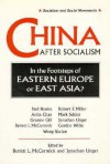 China After Socialism: In the Footsteps of Eastern Europe or East Asia? - Barrett L. McCormick, Graeme Gill, Robert F. Miller