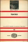 Teatro - Bertolt Brecht