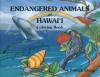 Endangered Animals of Hawaii Coloring Book - Patrick Ching