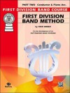 First Division Band Method, Part 2: D-Flat Piccolo - Fred Weber