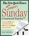 The New York Times Super Sunday Crossword Puzzles: Featuring an EXTRA Set of Never-Before-Published EASY Clues for the HARDEST Puzzle of the Week - The New York Times, Will Shortz, Frank Longo
