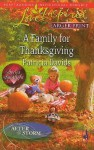A Family for Thanksgiving - Patricia Davids
