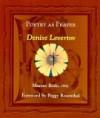 Poetry as Prayer: Denise Levertov - Murray Bodo, Peggy Rosenthal