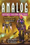 Analog Science Fiction and Fact, November 2014 - Trevor Quachri, Robert R. Chase, Derek Kunsken, Ian Creasey, Jay Werkheiser, Bud Sparhawk, V.G. Campen, Auston Habershaw, Arlan Andrews Sr., Lola Haskins