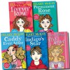 Casson Family Story Collection Hilary McKay 5 Books Set (Caddy Ever After, Indigo's Star, Saffy's Angel, Permanent Rose, Forever Rose) - Hilary McKay