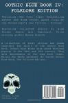 Gothic Blue Book IV: The Folklore Edition - Cynthia Pelayo, Jay Bonansinga, Kelly Hoolihan, Nicole DeGennaro, Agustin Guerrero, Emma Hinge, Bruce Boston, Sean Logan, Meredith Morgenstern, Edward J McFadden III, K. Trap Jones, Christina Glenn, James Dorr, g. Elmer Munson, David Massengill, Kerry G.S. Lipp, Chad P B