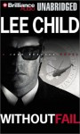 Without Fail - Lee Child, Dick Hill