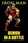 Iron Man: Demon in a Bottle - David Michelinie, John Romita Jr., Bob Layton, Carmine Infantino
