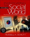 Investigating the Social World with SPSS Student Version 11.0: The Process and Practice of Research - Russell K. Schutt
