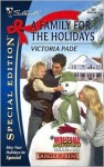 A Family for the Holidays - Victoria Pade