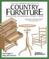 American Country Furniture: Projects from the Workshops of David T. Smith - Nick Engler, Mary Jane Favorite