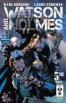 Watson and Holmes #5 - Karl Bollers, Larry Stroman