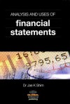 Analysis and Uses of Financial Statements - Jae K. Shim