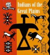Indians of the Great Plains: Ancient and Living Cultures - Mira Bartok, Christine Ronan