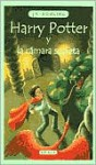Harry Potter y la cámara secreta (Harry Potter #2) - J.K. Rowling
