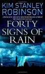 Forty Signs of Rain - Kim Stanley Robinson