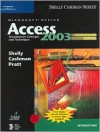 Microsoft Office Access 2003: Introductory Concepts and Techniques - Gary B. Shelly, Thomas J. Cashman