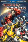 Transformers: Robots in Disguise Volume 1 (Transformers (Idw)) - John Barber, Andrew Griffith