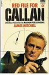 Red File For Callan - James Mitchell