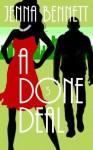 A Done Deal (A Savannah Martin Mystery #5) - Jenna Bennett, Bente Gallagher