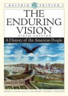 Boyer Enduring Vision Dolphin Edition Complete Second Edition - Paul S. Boyer, Joseph Kett, Clifford Clark
