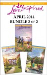 Love Inspired April 2014 - Bundle 2 of 2: A Father in the MakingClaiming the Doctor's HeartFinally a Mother - Carolyne Aarsen, Renee Ryan, Dana Corbit