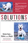 "Solutions: An All-In-One Reference for Raising a Happy and Healthy Dog - Mordecai Siegal, Matthew ""Uncle Matty"" Margolis"