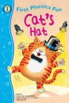 Cat's Hat First Phonics Fun, Grades PK - K - Jillian Harker, Jan Smith