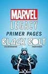 Black Bolt - Marvel Legacy Primer Pages (Black Bolt (2017-)) - Robbie Thompson, Jorge Coelho