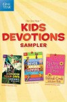 The One Year Kids Devotions Sampler: Choose Your Own Ending, Mother-Daughter, Animal Lovers (Sampler) - Pioneer Clubs, Janet Mylin, Dandi Daley Mackall