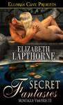 Secret Fantasies - Elizabeth Lapthorne