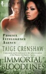 Immortal Bloodlines - Taige Crenshaw