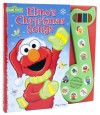 Elmo's Christmas Songs with Sound Module - Publications International Ltd.